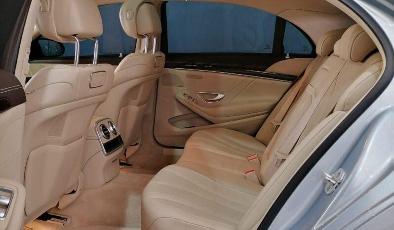 Mercedes S450 full